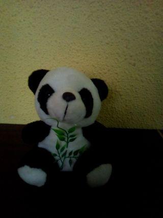 oso osito peluche panda