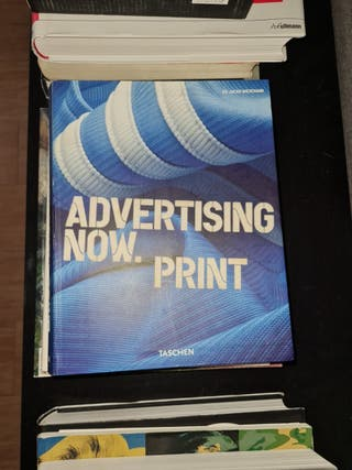 Advertisment book