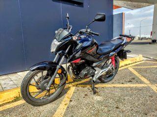 Honda CB 125 F 2019