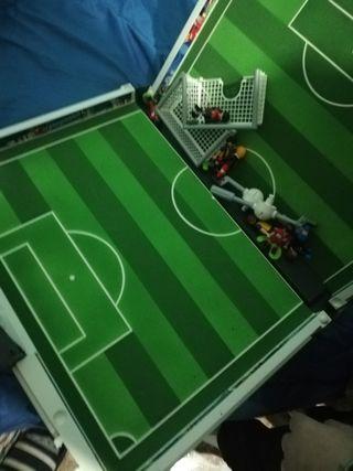 vendo campo de fútbol de playmobil 25€