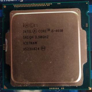 Procesador Intel i5 4690