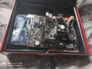 Placa base MSI micro atx
