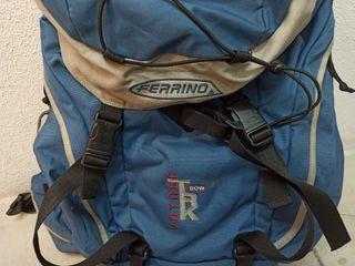 Mochila montaña, viaje o trekking Ferrino Voyage