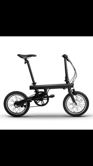 Bicicleta eléctrica Xiaomi Qicycle + Accesorios