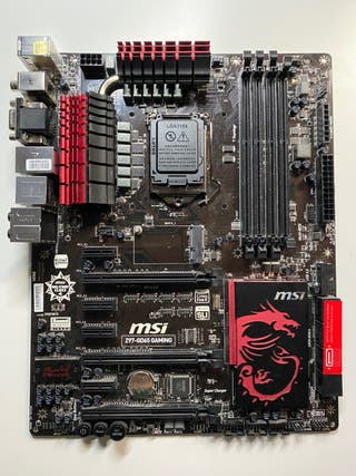 Placa Base MSI Z97-GD65 Gaming