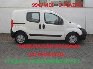 Fiat Fiorino COMBI 5 99€/MES