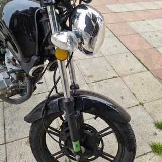 Motor Hispania 120cc