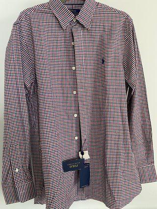 Camisa Polo Ralph Lauren Hombre Nueva Cuadros
