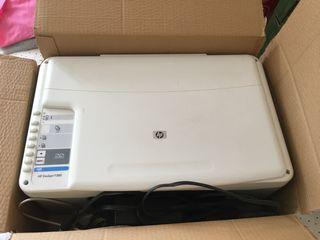 Impresora multifuncion HP Deskjet F380