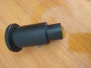adaptador T2 para cámara réflex