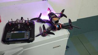 Dron de competición