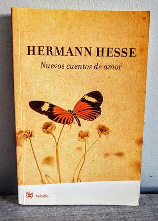 Nuevos cuentos de amor. Hermann Hesse.