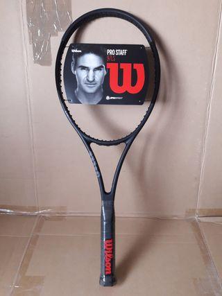 Raqueta Adulto Wilson Pro Staff 97LS!NUEVA!