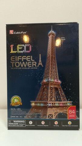 Pues 3D Torre Eiffel