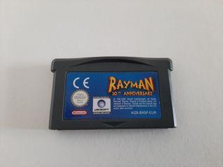 VIDEOJUEGO GAME BOY ADVANCE RAYMAN 10 ANIVERSARIO