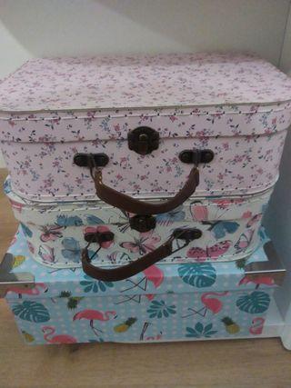 cajas y maletines