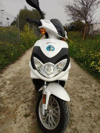 Moto eléctrica Lipo70 5000W de 2020
