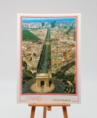 Postal 424 París (Francia)