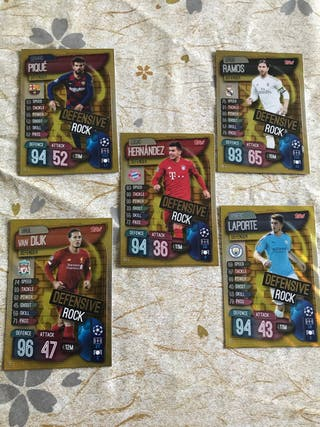 Cromos topps