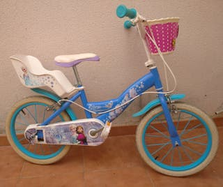 Bicicleta Frozen 16 pulgadas