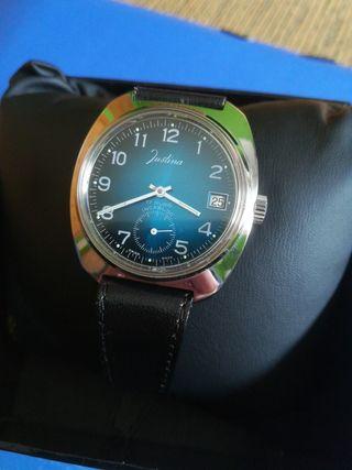 Reloj suizo Justina, nuevo