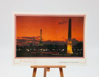 Postal 402 París (Francia)
