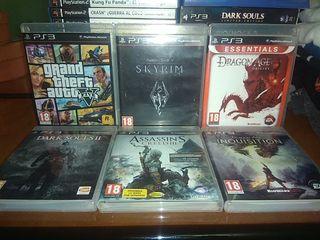 pack juegos ps3
