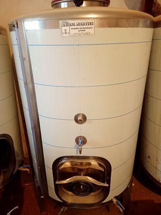 Depósito de vino 1000 litros