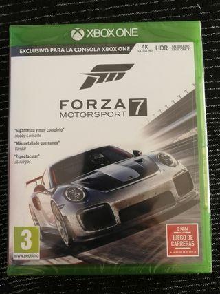 Forza Motorsport 7 Xbox One (precintado)