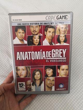 Anatomía de Grey vídeojuego PC