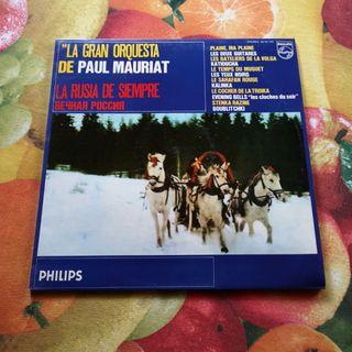 La gran orquesta de Paul Mauriat vinilo lp
