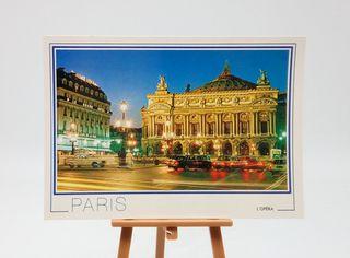Postal 648 París (Francia)