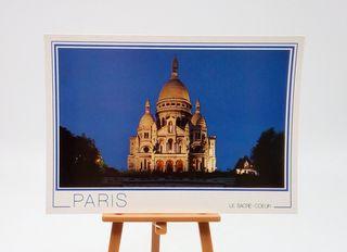 Postal 611 París (Francia)