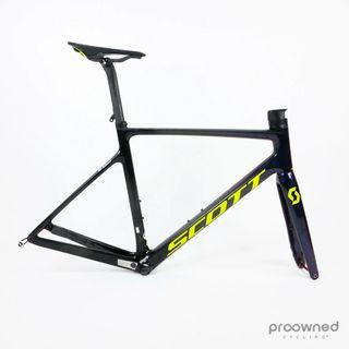 Cuadro Scott Addict RC PRO carbon road 56 cms