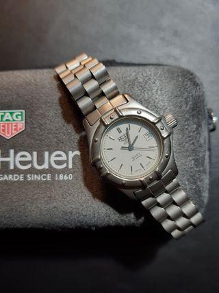 Reloj TAG Heuer, Quarzo 200m