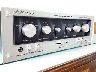 Marantz 1040 Amplificador Vintage
