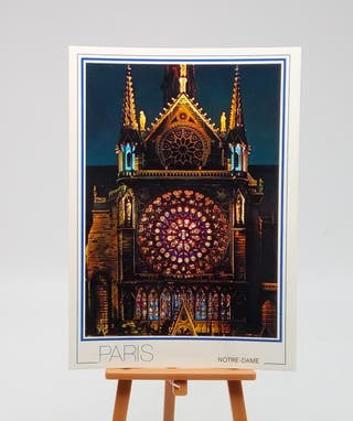 Postal 459 París (Francia)