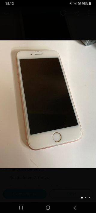 Iphone 6S Rosa de 64gb como nuevo