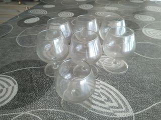 Copas de coñac