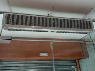 cortina de aire Sodeca