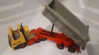 camión playmobil turbo 22