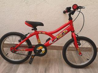 Bicicleta Niño Orbea 16 Pulgadas