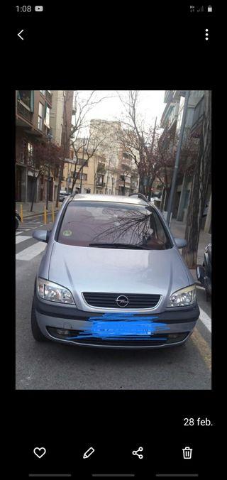 Opel Safira 2006