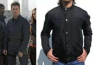 Chaqueta Belstaff Mission Impossible.