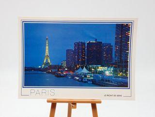 Postal 551 París (Francia)