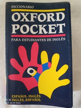 OXFORD POCKET PARA ESTUDIANTES DE INGLÉS