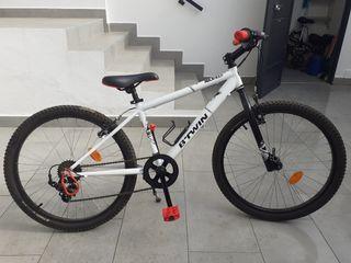 Bicicleta 24 pulgadas MTB