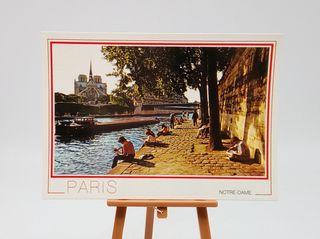 Postal 456 París (Francia)