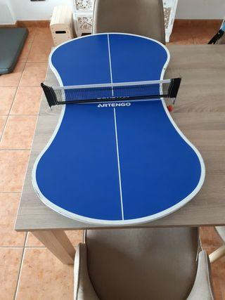 mesa ping pong mini