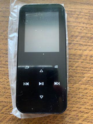 Reproductor MP3 nuevo sin estrenar